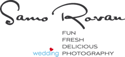 Wedding Photographer Samo Rovan